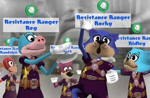Resistance rangers