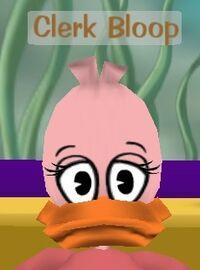 Clerk bloop