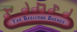 Baritone barber