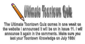 Ultimate Toontown Quiz
