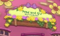 Peas and Q's Restaurant