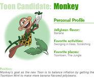 Nominee monkey