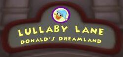 Lullaby Lane Tunnel