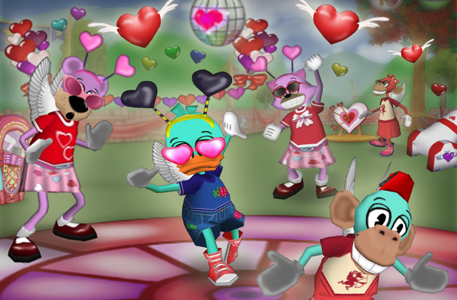 A Sweet ValenToon's Day to All Toons