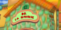 Dr. I. M. Euphoric