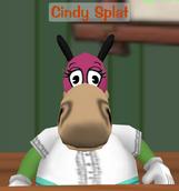 Cindy Splat