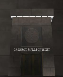 Cashbot Bullion Mint