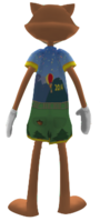 Male ToonFest 2014 Outfit Back