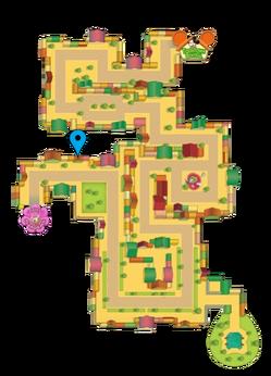 Monkey Tricks Location