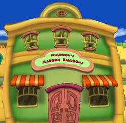 Muldoon's Maroon Balloons