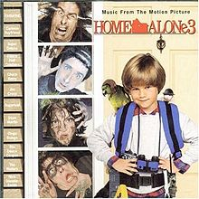 Home Alone 3 -Music from the Motion Picture