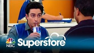 Superstore - Deleted Scene Jonah Takes Amy's Dare (Digital Exclusive)