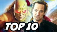 Legends Of Tomorrow Season 2 Episode 5 Reverse Flash TOP 10 Easter Eggs