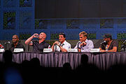 The Expendables Comic-Con Panel