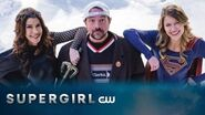 Supergirl Distant Sun Cast Interview The CW
