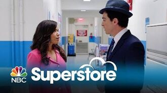 Superstore - Deleted Scene Amy and Jonah Get Meta (Digital Exclusive)