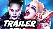 Suicide Squad Official Trailer Breakdown