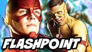 The Flash Season 3 Flashpoint Timeline