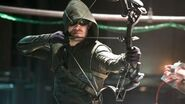 Arrow The Man Under The Hood - Fan Brain