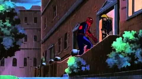 Spiderman The Animated Series - Season 1 Episode 1