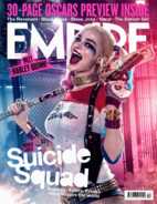Empire - Suicide Squad Harley Quinn cover
