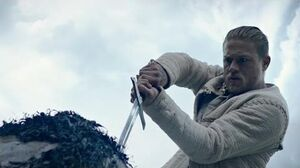 King Arthur Legend of the Sword - Official Comic-Con Trailer HD