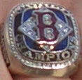 Red Sox ring