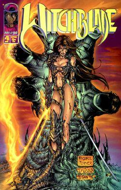 Witchblade 4a
