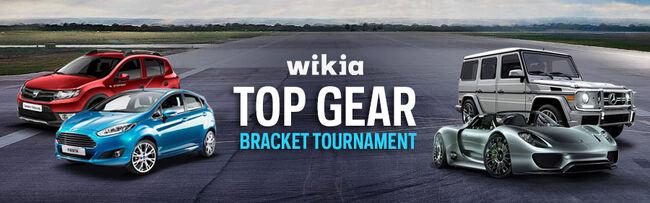 Topgear bracket header