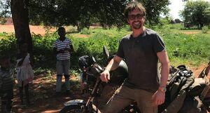Hammond in Mozambique