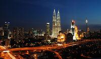 Kuala Lumpur Skyline 001