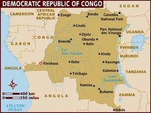Democratic Republic Congo 001