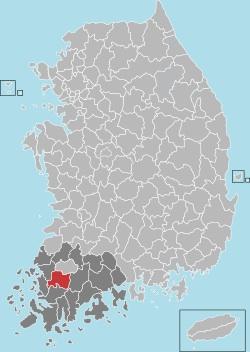 Naju map 001