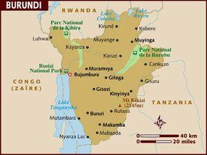 Burundi map 001