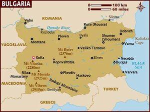 Bulgaria map 001