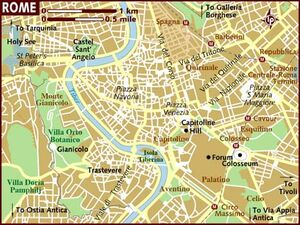 Rome map 001
