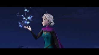 """Disney's Frozen """"Let It Go"""" Sequence Performed by Idina Menzel-0"""