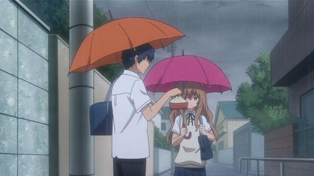 File:20 ryuuji and taiga matching their umbrella colors.jpg