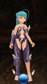 Xtal armor front