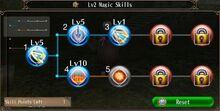 Magic Skill Tree 1