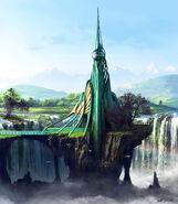 Silverus - Jade Tower