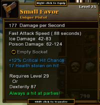 SmallFavor