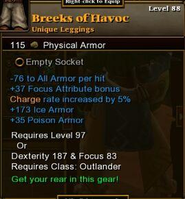 Breeks of Havoc