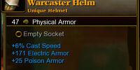 Warcaster Helm