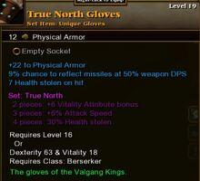 True North Gloves