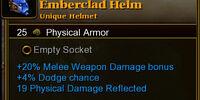 Emberclad Helm