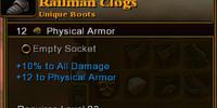 Railman Clogs