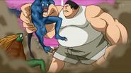 Makubee grabs Scum Beast
