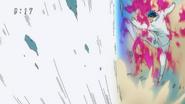 Toriko attacks Star