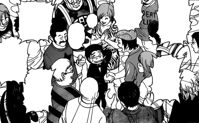 File:Komatsu surrounded by people at CF.jpg